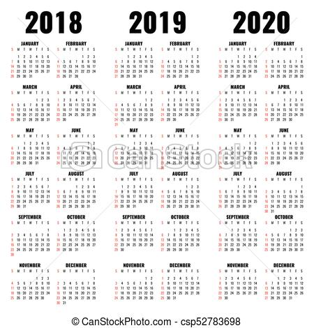 anni-vettore-2020-sagoma-2019-disegno_csp52783698
