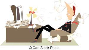 calore-in-ufficio-uomo-ventilatore-e-volare-carte-vettori-eps_csp52877233