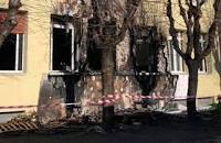 scuola dairago bruciata