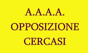 AAA OPPOSIZIONE